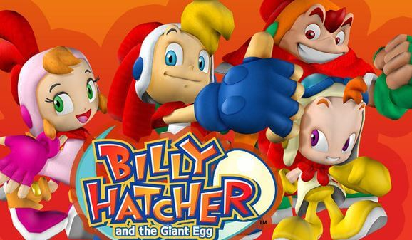 billy the hatcher