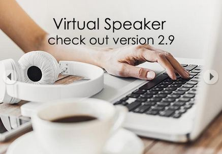 virtual speaker