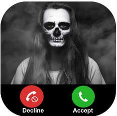 ghost scary prank call