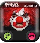 spooky clown fake call