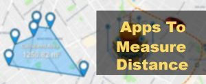 Apps To Measure Distance