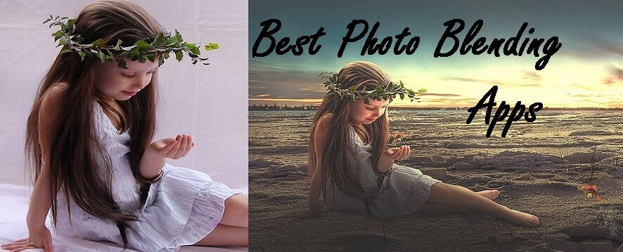 best photo blending apps