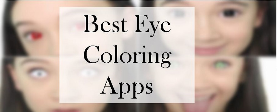 Best Eye Coloring App