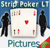 strip poker LT Online