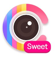 Sweet Candy Cam - selfie editor & beauty camera