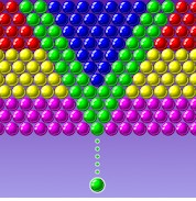 bubble shooter by ilyon