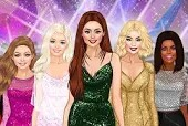 red carpet dressup games