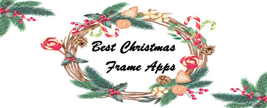best Christmas Frame Apps