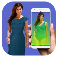 body scanner - cloth scanner prank app