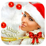 christmas photo frames - merry christmas