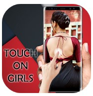 touch on girls simulator app