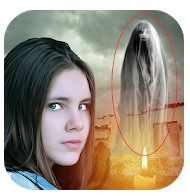 ghost in picture app