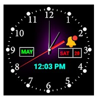 smart night clock