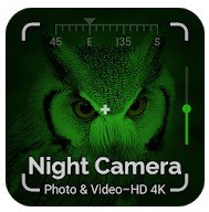 night camera photo & Video HD
