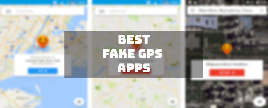 best fake GPS apps